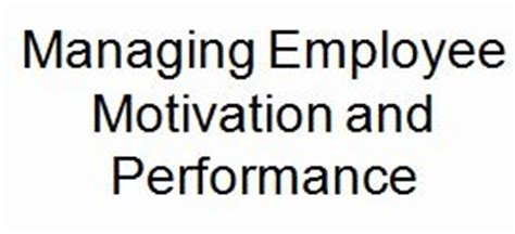 Research report on motivation of employees